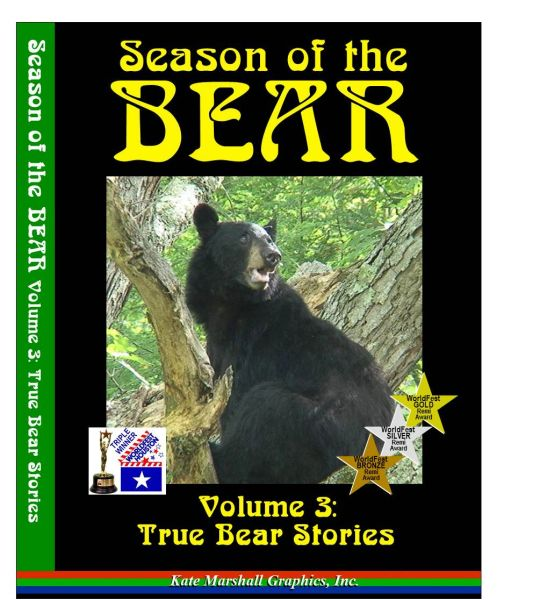 A DVD - Season of the Bear, Vol. 3: True Bear Stories