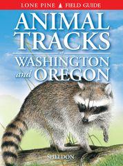 Book - Animal Tracks of Washington and Oregon by Ian Sheldon