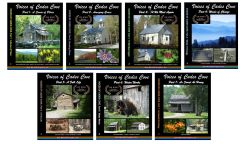 A DVD SET - Voices of Cades Cove Set of 7 NOW ON SALE! - U.S. Ship