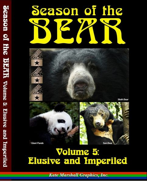 A DVD - NEW! Season of the Bear, Vol. 5: Elusive and Imperiled