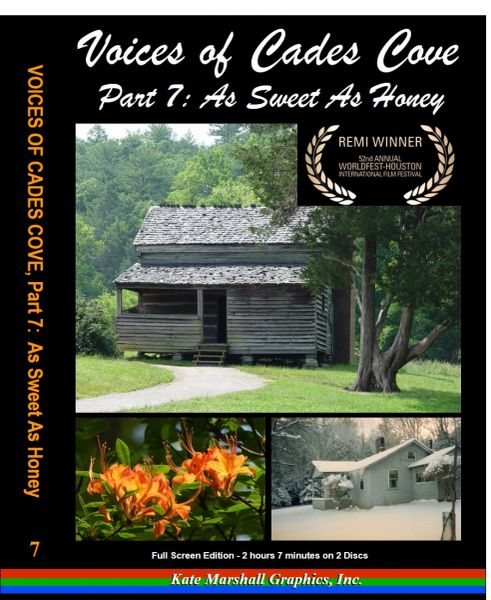 A DVD - Voices of Cades Cove, Part 7: As Sweet As Honey