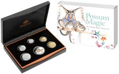 2019 Possum Magic Baby Proof Set