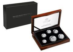 2016 Royal Australian Mint Fine Silver Proof Set