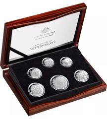 2017 Royal Australian Mint Fine Silver Proof Set