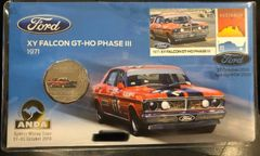 2018 50c PNC: ANDA 1971 XY Ford Falcon GT-HO Phase III.