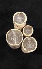 2016 Changeover 50c, 20c, 10c and 5c Royal Australian Mint Roll Set