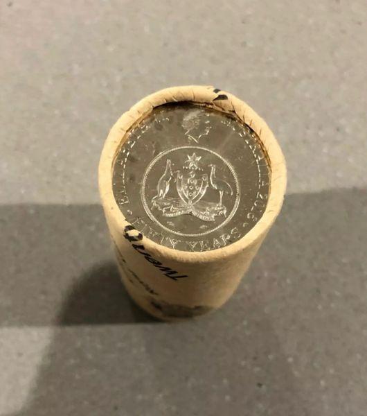 2016 Changeover 20c Royal Australian Mint Roll