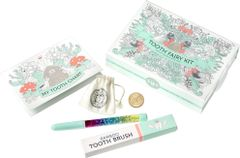 2020 Tooth Fairy Kit $2 Uncirculated Coin and Kit