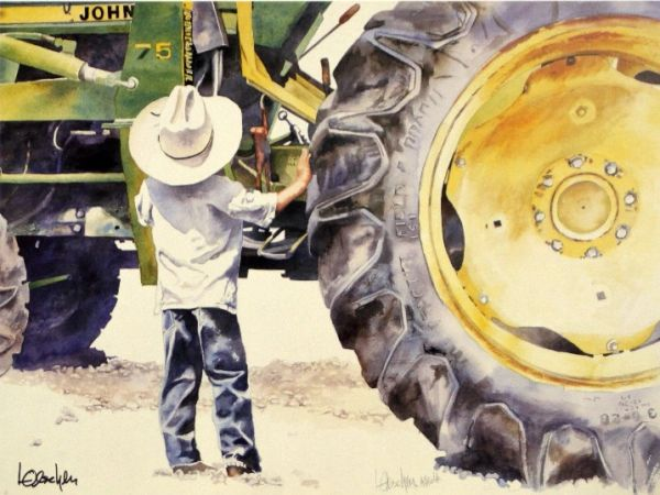 Big Wheel, Big Deal by Linda Loeschen