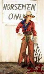 Horsemen Only by Terri Kelly Moyers