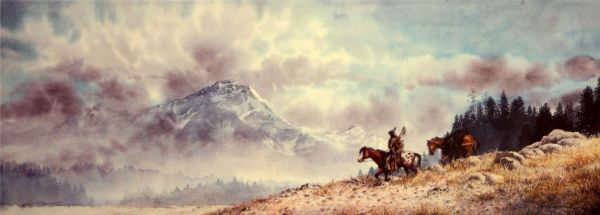 Down from the High Country by Mark Silversmith