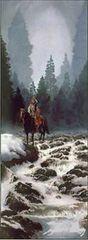 High Mountain Cascade by Mark Silversmith