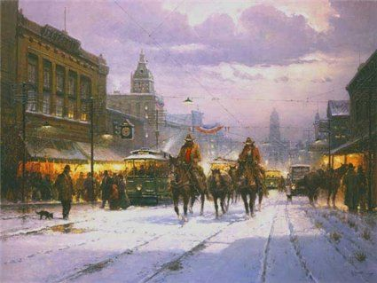 Trailhands and Trolleys by G. Harvey