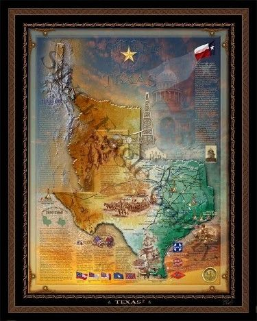 Texas 2 By Gary Crouch