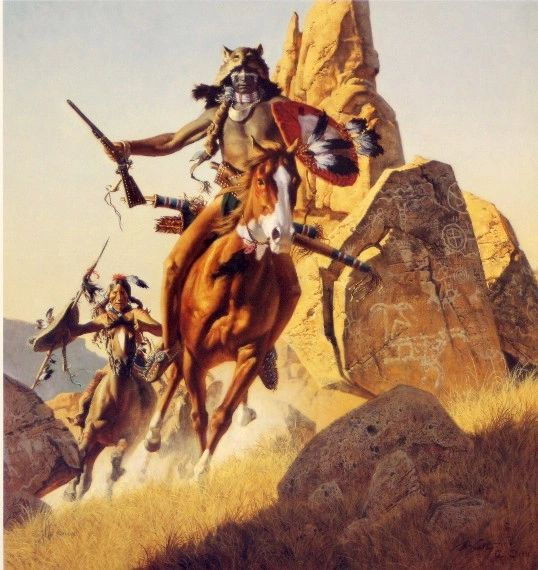 Where Others Have Passed by Frank McCarthy