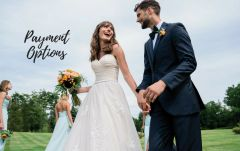 Wedding Payments (Payments are in $25 incriments.)