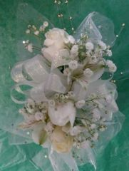 15-AWH Wrist Corsage (Choose Color)