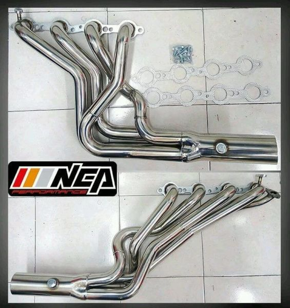 98-02 CHEVY CAMARO Z28 / FIREBIRD TRANS-AM 5.7L LS1 STAINLESS STEEL HEADERS