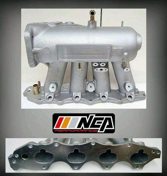 HONDA B-SERIES DOHC ENGINE B16A/B16B/B17A1/B18C5 CAST ALUMINUM INTAKE MANIFOLD