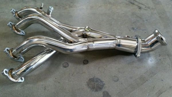VW GOLF /JETTA 1.8L 2.0L 86-95 SOHC II III RACE HEADER EXHAUST MANIFOLD