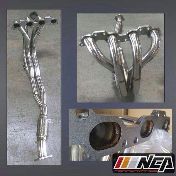 TRI-Y RACE HEADER FOR P10/P11 B13/B14/B15 NISSAN SENTRA SE-R SR20VE