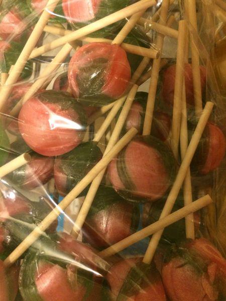 Watermelon Jumbo Pops