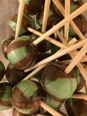 Chocolate Mint Jumbo Pops
