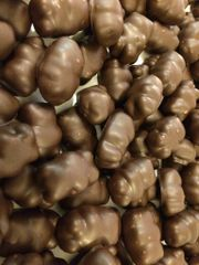 Black Bears - dark chocolate covered cinnamon bears
