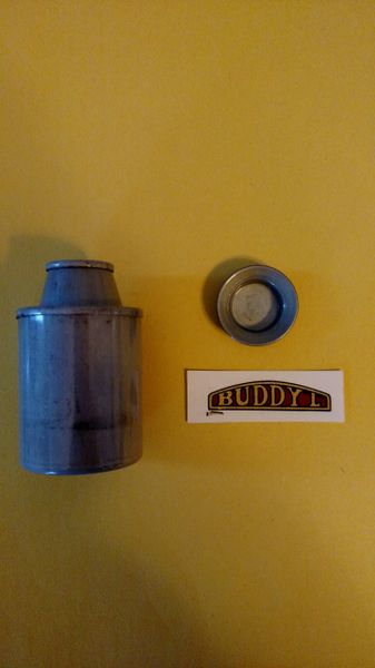 BL206A Buddy L Oil Cans