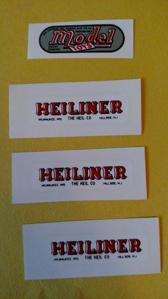 Doepke Heiliner Decals DPH Page 78