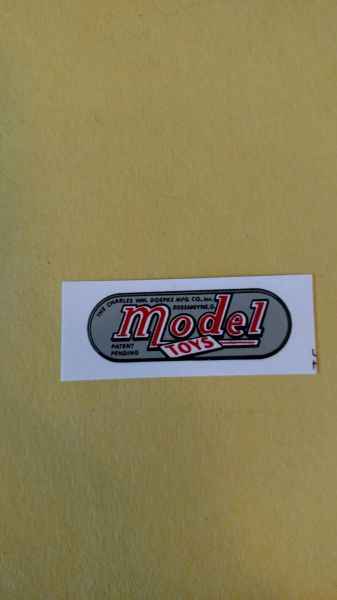 Doepke Model Toys Decal DPM Page 78