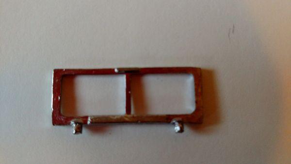 Tootsie Toys 1956 Jeep C-J5 Windshield