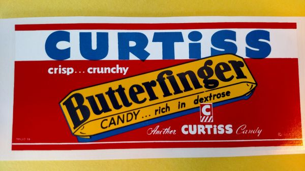 Buddy L Butterfinger Decals BLBF Page 90