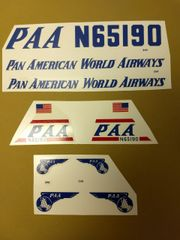 Marx Pan American Decals MXPA Page 2