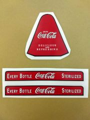Metalcraft - Cocacola Decals MC10 Page 6