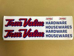 True Value Decal Tonka/Generic