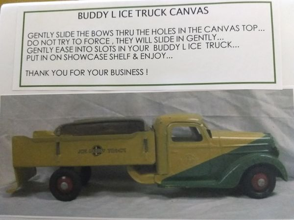 Ice Truck Canvas BLC2