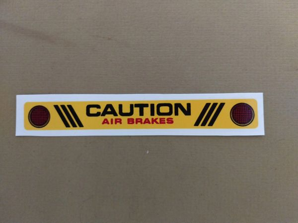 Tonka Caution Decals TK78 Page 68