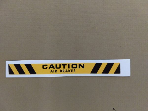 Tonka Caution Decals TK77 Page 68