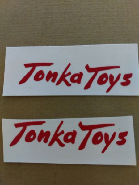 Early Decals Tonka TK79A Page 66
