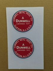 Dunwell Decals DU6 Page 32