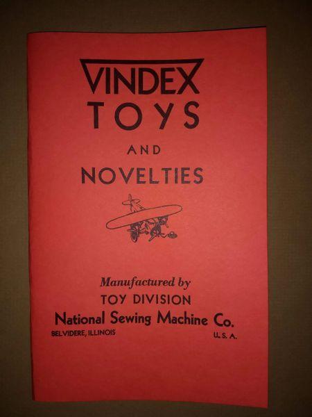 Vindex Book Vindex1