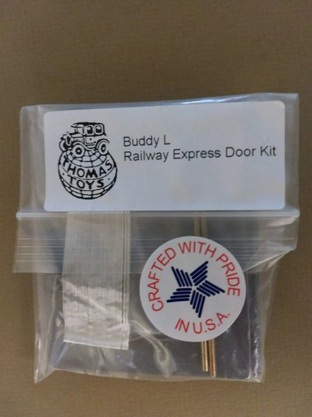 Railway Express Doors BLDR1 Buddy L