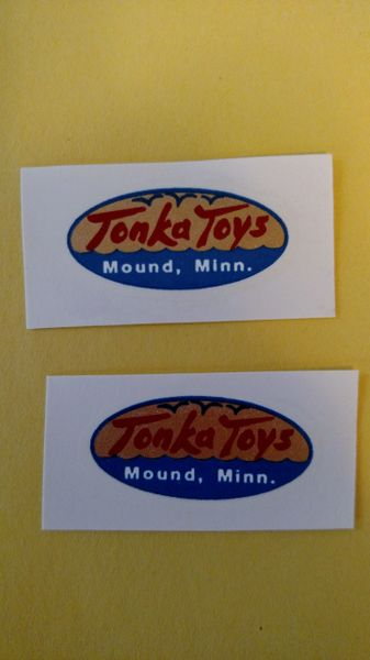 Tonka Door Decals TK47D Page 66