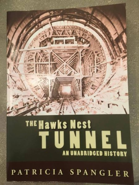 The Hawks Nest Tunnel by Patricia Spangler