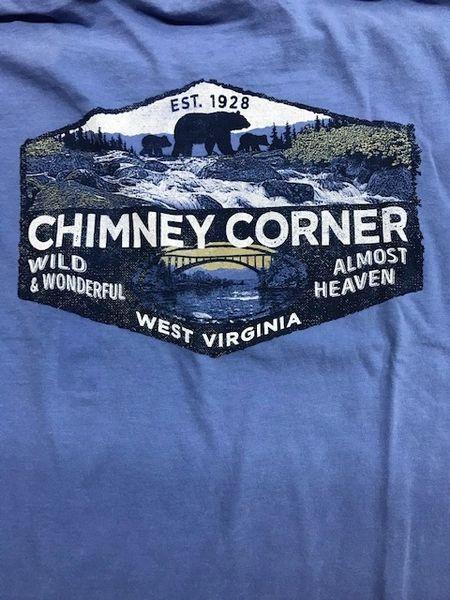 """Chimney Corner NRGB"" T-Shirt"