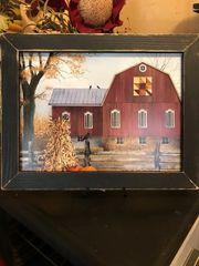"""Autumn Quilt Barn"""