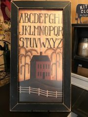 """Alphabet House"""