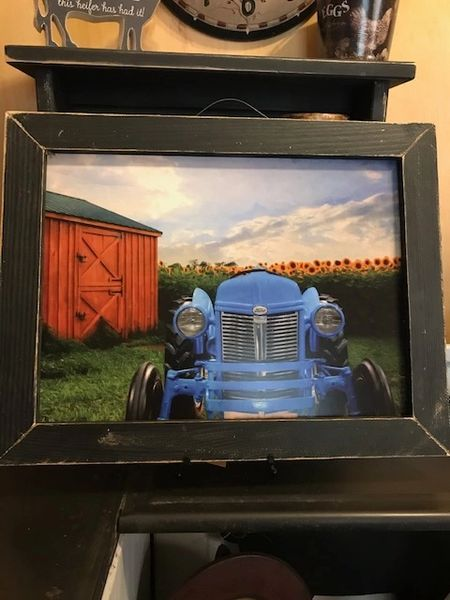 """""""Blue Tractor"""""""