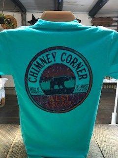 """""""Chimney Corner Bear"""" T-Shirt"""